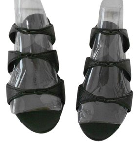 Chloé Sophisticated Design Made In Italy Black Sandals