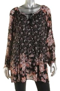 Free People short dress onyx combo on Tradesy