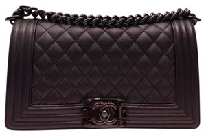 Chanel So Caviar Cross Body Bag