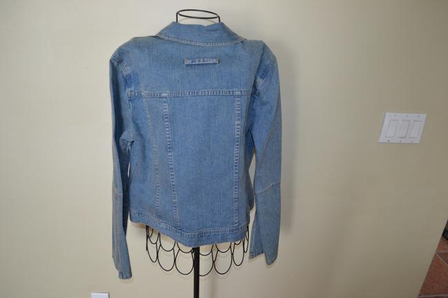 Context denim Jacket