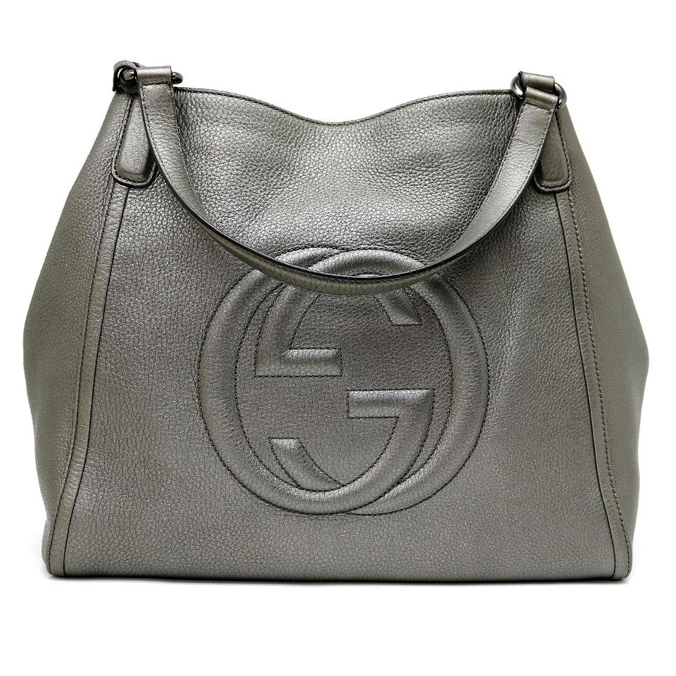 834dc65f9 Gucci Soho Interlocking Gg Tote Hobo Bag | Hobos on Sale
