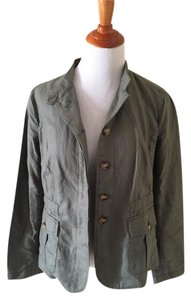 Talbots Military Jacket