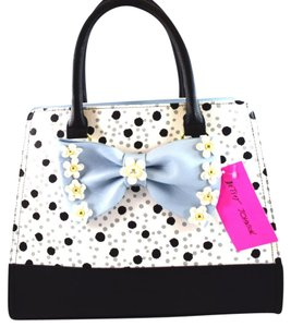 Betsey Johnson Tote in Blue