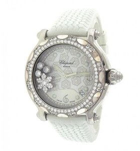 Chopard Chopard Happy Sport Snowflakes 28/8946 Stainless Steel Diamonds