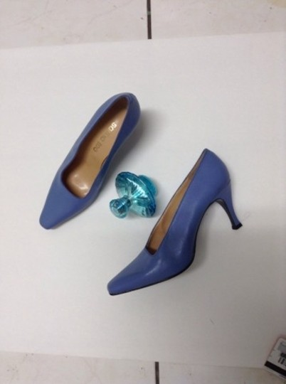 Other Wisteria Blue Pumps