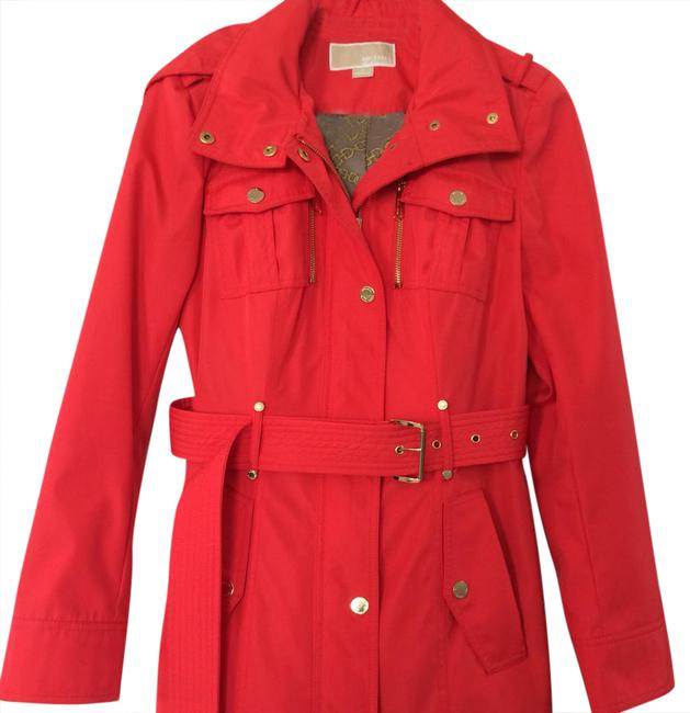 Item - Persimmon Belted Coat Size 2 (XS)