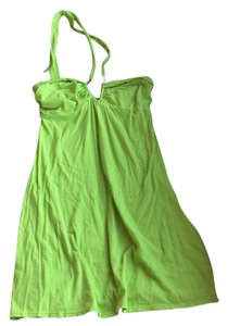 Victoria's Secret short dress Lime on Tradesy