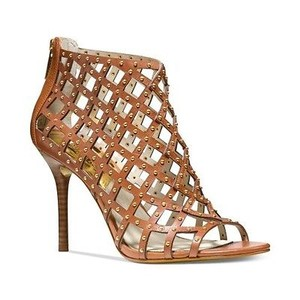 MICHAEL Michael Kors Studded Laser Cut Cut-out Luggage Boots