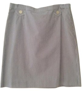 Brooks Brothers Skirt Blue