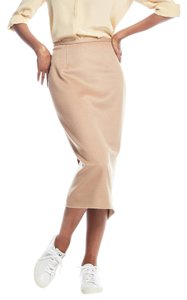 Zady Pencil Skirt Camel