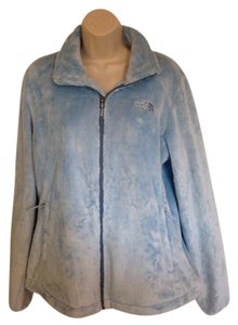 The North Face Nwt Large Baby Blue Jacket