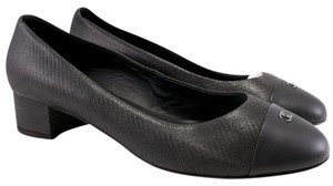 Chanel Simple Work 30mm black Pumps