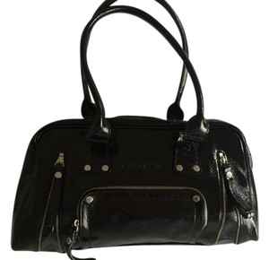 Longchamp Satchel in Black