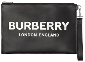 Burberry Wristlet in Black