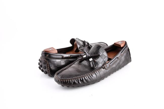 Louis Vuitton Brown Imola Loafers Shoes Louis Vuitton Brown Imola Loafers Shoes Image 1