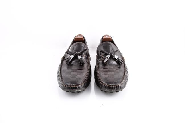 Louis Vuitton Brown Imola Loafers Shoes Louis Vuitton Brown Imola Loafers Shoes Image 2