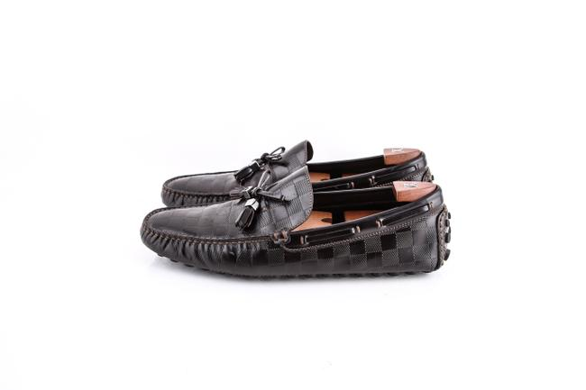 Louis Vuitton Brown Imola Loafers Shoes Louis Vuitton Brown Imola Loafers Shoes Image 3