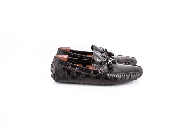 Louis Vuitton Brown Imola Loafers Shoes Louis Vuitton Brown Imola Loafers Shoes Image 4
