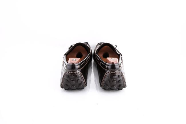 Louis Vuitton Brown Imola Loafers Shoes Louis Vuitton Brown Imola Loafers Shoes Image 5