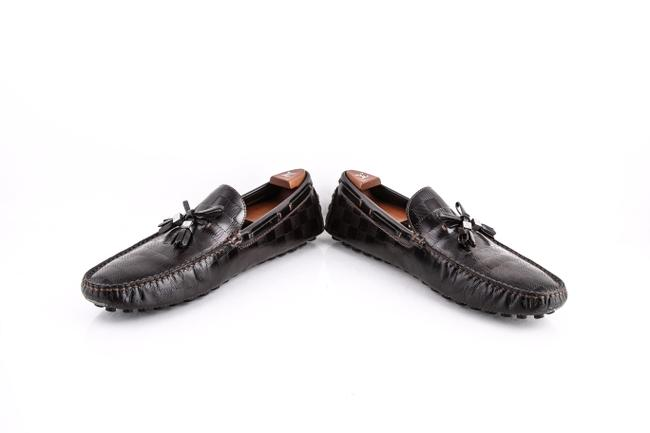 Louis Vuitton Brown Imola Loafers Shoes Louis Vuitton Brown Imola Loafers Shoes Image 6