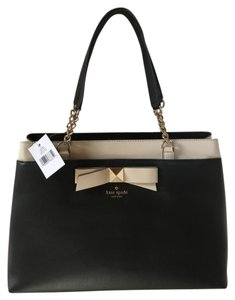 Kate Spade Hancock Park Maryanne Leather Classic Shoulder Bag
