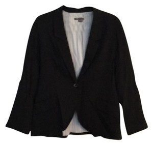 Vince black/deep grey Blazer