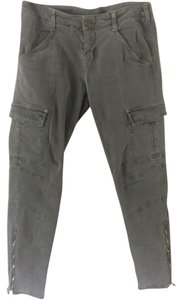 J Brand Military Cargo Jeans-Distressed