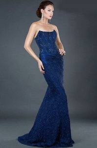 Jovani Navy 5470 Dress