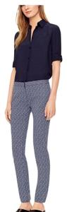 Tory Burch Capri/Cropped Pants blue