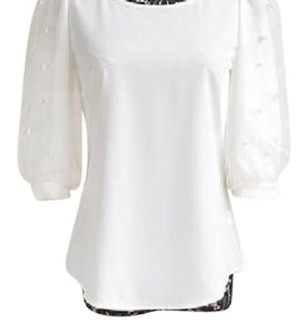 Dabuwawa Top White