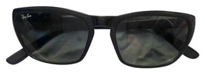 Ray-Ban wayfarer ray bans black with box