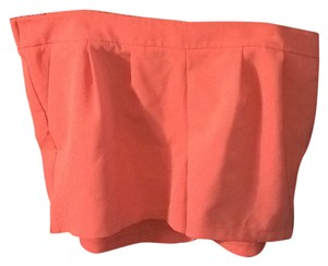 Mossimo Supply Co. Dress Shorts coral