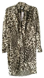 FEATHER LEOPARD Maxi Dress by Diane von Furstenberg
