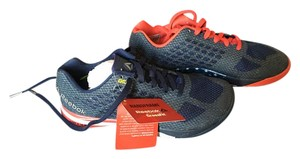 Reebok Exercise Running Flat Navy Athletic