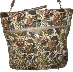 Diane von Furstenberg Floral Travel Bag