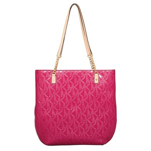 Michael Kors Tote in a shade of fuchsia