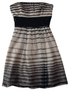 BCBGMAXAZRIA Strapless Dress