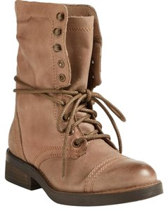 Steve Madden taupe / stone Boots