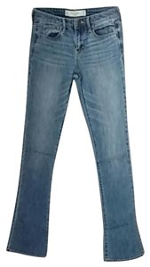 Abercrombie & Fitch Boot Cut Jeans-Medium Wash