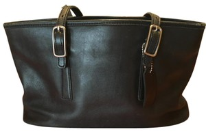 Coach Vintage Classic Tote in Black