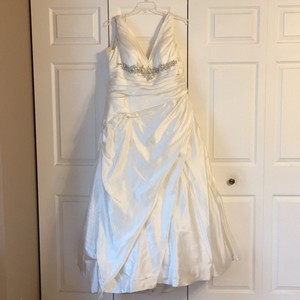 Allure Bridals Amazing Plus Size Bridal Gown! Wedding Dress