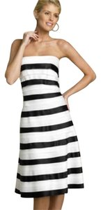 BCBGMAXAZRIA Stapless Silk Dress
