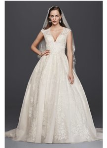 Oleg Cassini 7cwg748 Wedding Dress
