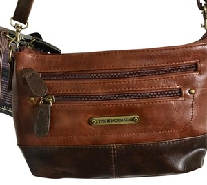 Stone Mountain Handbags Cross Body Bag