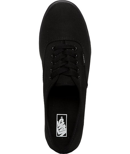 Vans Great Deal Never Enough Comfy And Classy black Athletic