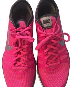 Nike pink and grey Athletic