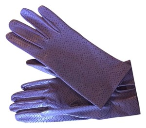 Sermoneta Gloves Giorgio Sermoneta Leather Gloves