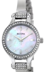 Bulova BULOVA Crystal Ladies Watch