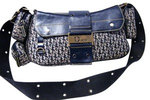 Dior Handbag Multi Pocket Handbag Street Chic Columbus Avenue Shoulder Bag