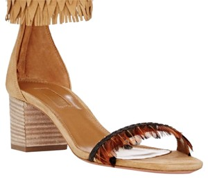 Aquazzura natural Sandals